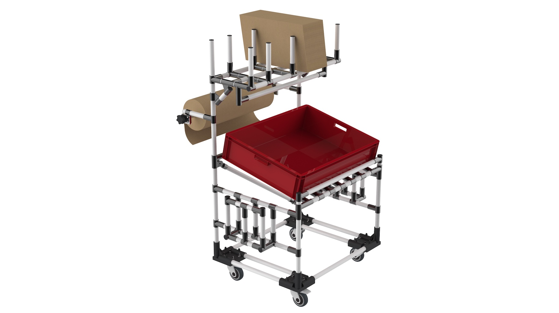 Logistics - Multifunctional cart